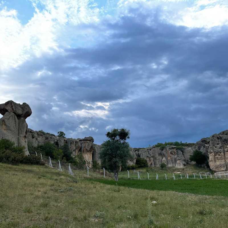 Arslankaya tapınağı