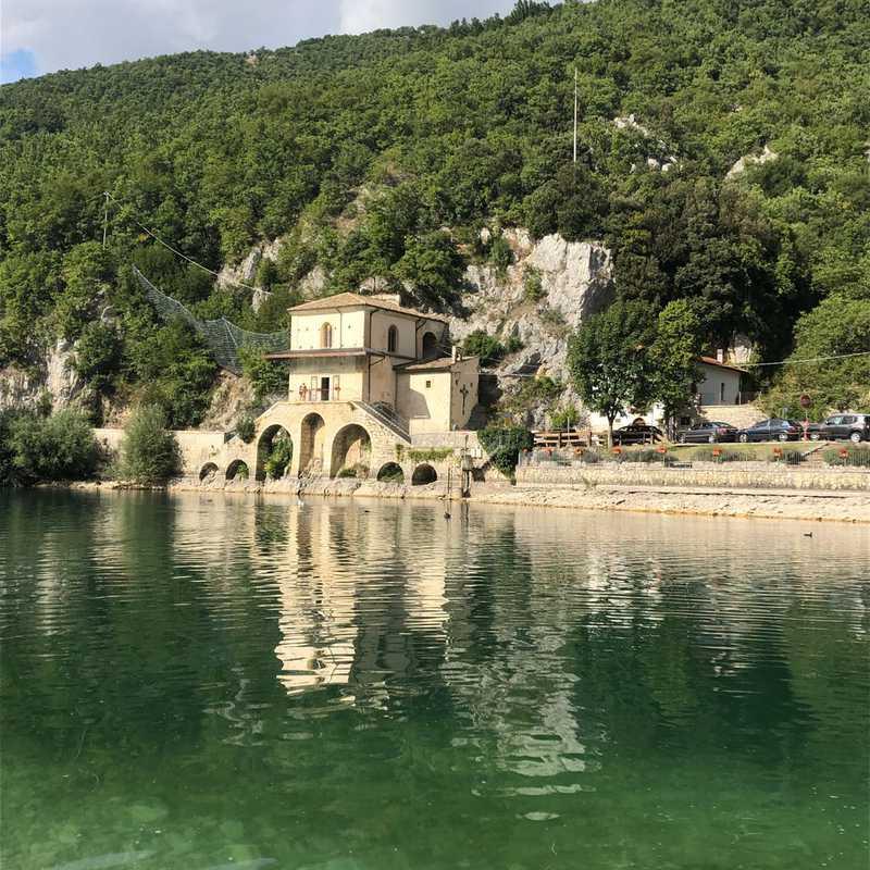 Church of Santa Maria Annunziata (Our Lady of the Lake)