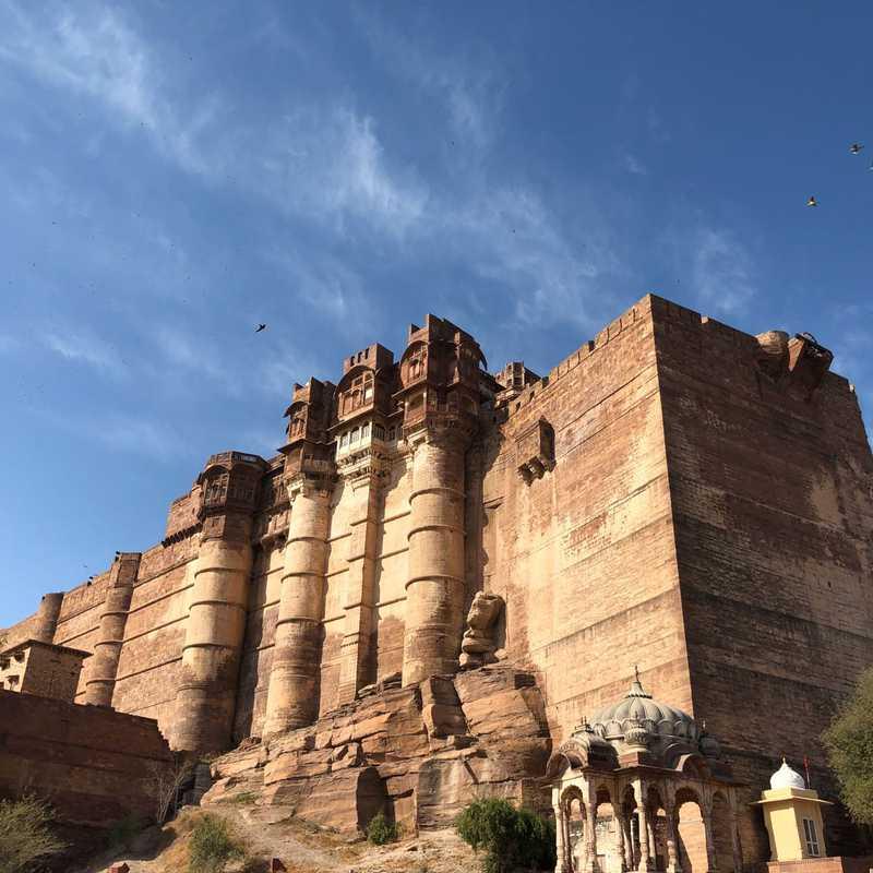 Mehrangarh Fort and Museum