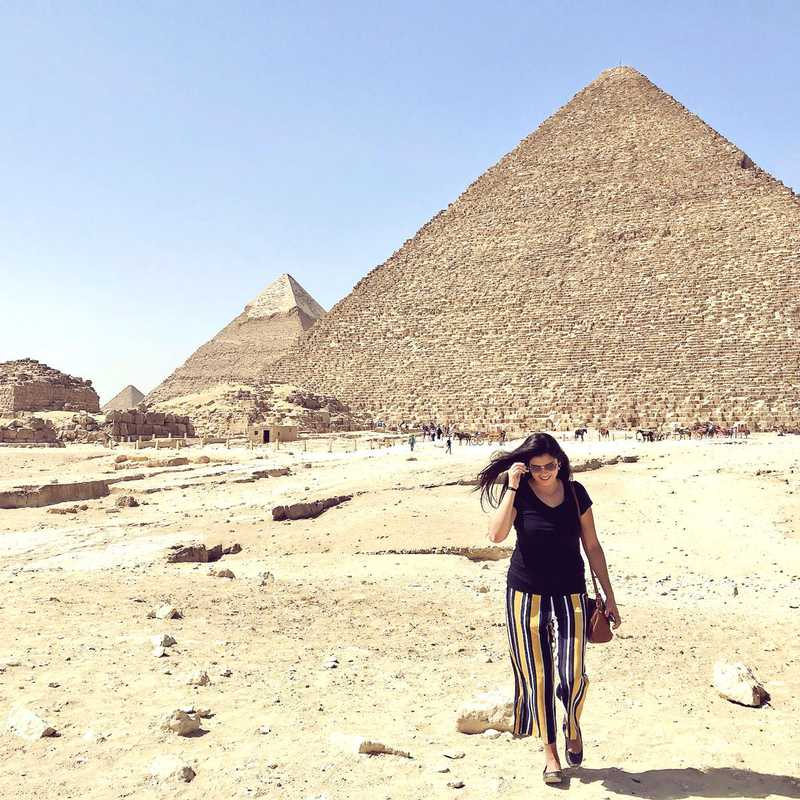 Trip Blog Post by @biancamtz: Egypt 2018 | 3 days in Oct (itinerary, map & gallery)