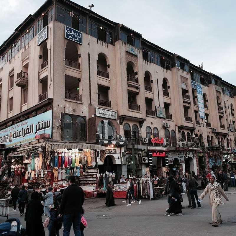 Khan el-Khalili Market