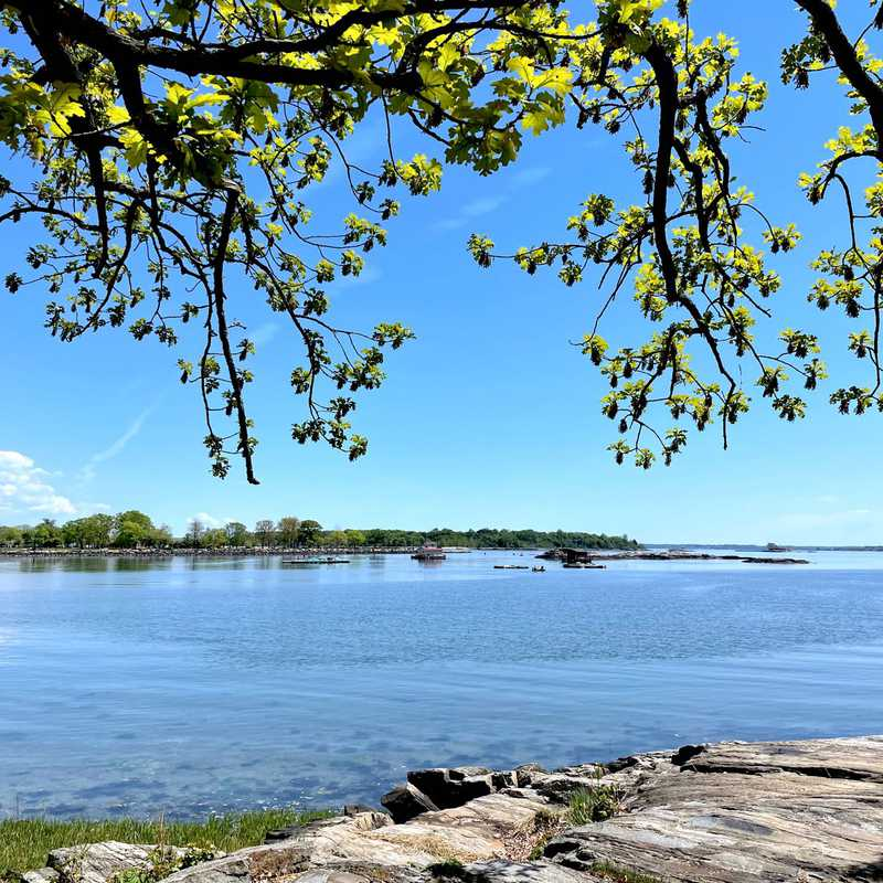 Trip Blog Post by @mamamia: NYC Weekend Excursions - Hunter Island & White Post Farm | 2 days in May (itinerary, map & gallery)