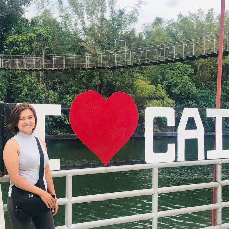Caingin Hanging Bridge