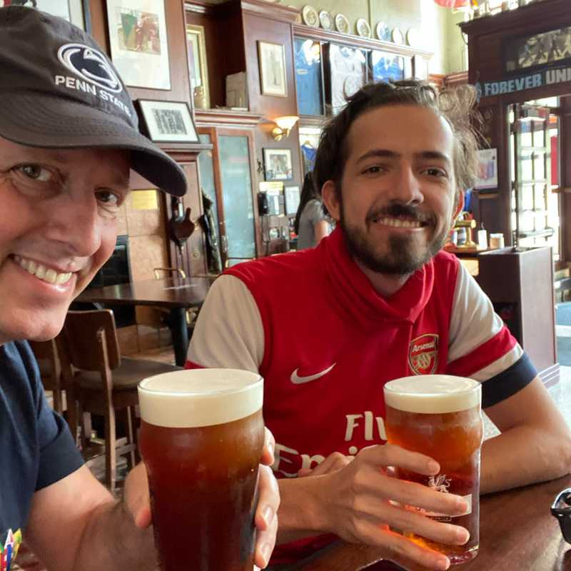 Arsenal game