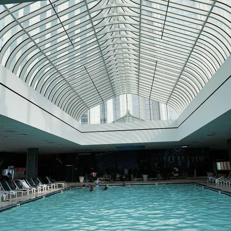 Hard Rock Indoor Pool