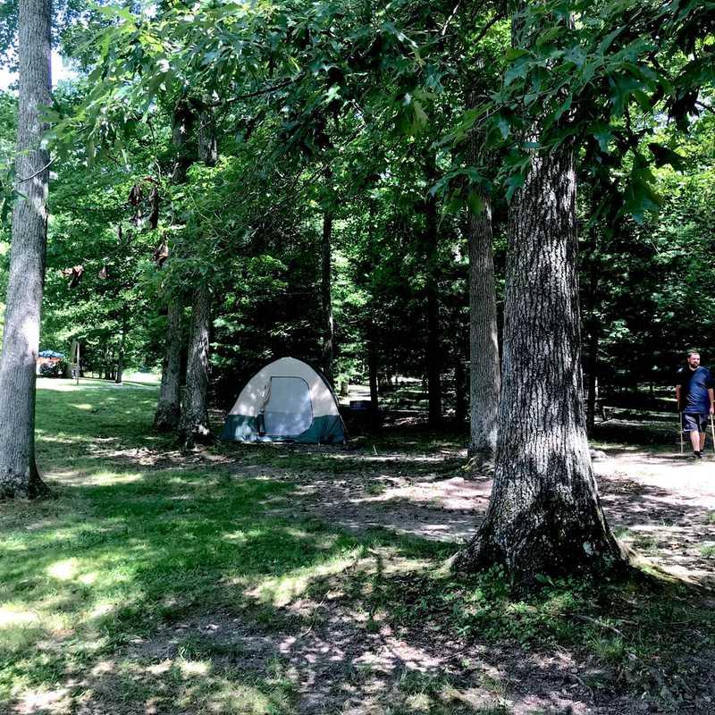 Callies Lake And Campground