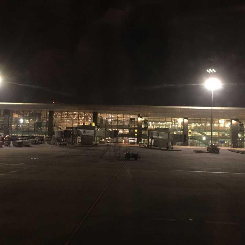 Kempegowda International Airport Bengaluru (BLR)