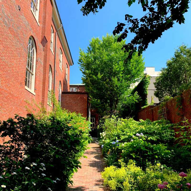Maine Historical Society and the Wadsworth-Longfellow House