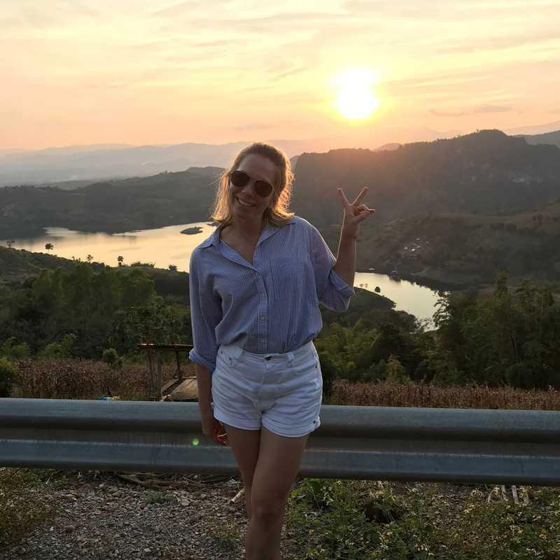 Mae Suai Reservoir Viewpoint