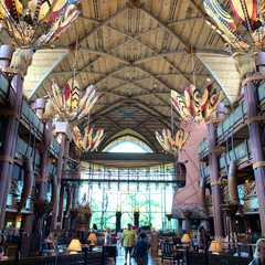Disney's Animal Kingdom Lodge   Travel Photos, Ratings & Other Practical Information
