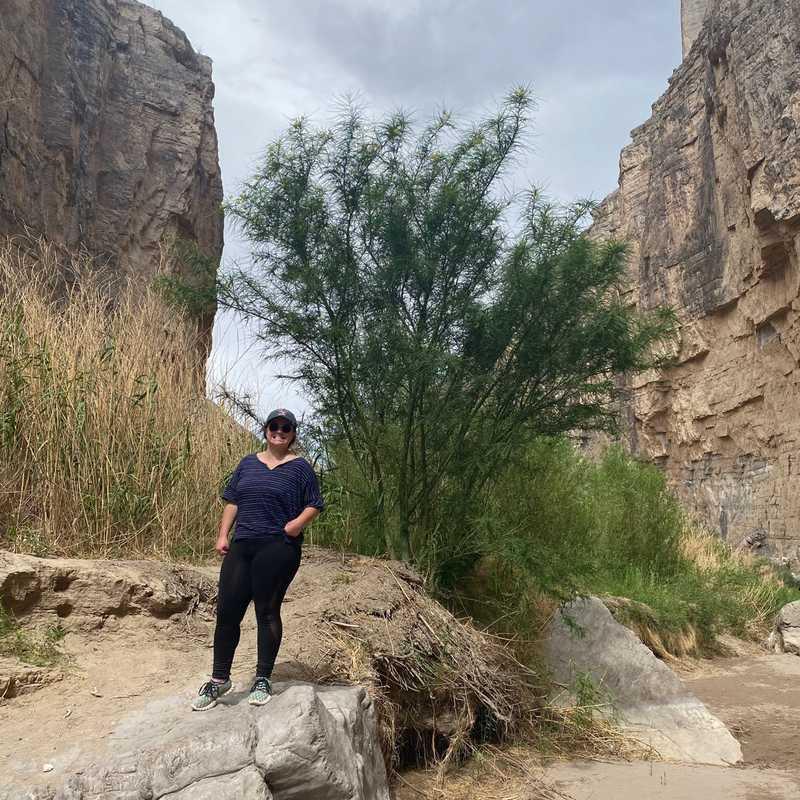Santa Elena Canyon
