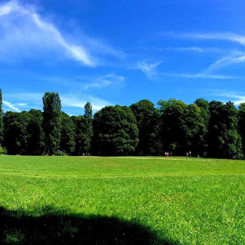 Spielplatz English Garden