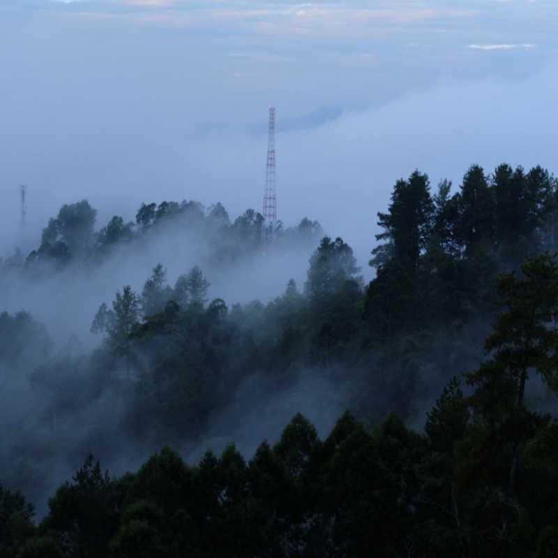 Lolai - To' Tombi, Negeri di atas awan