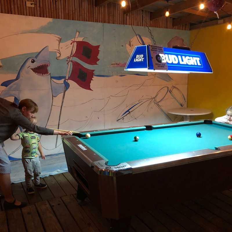 The Hurricane Bar & Grille