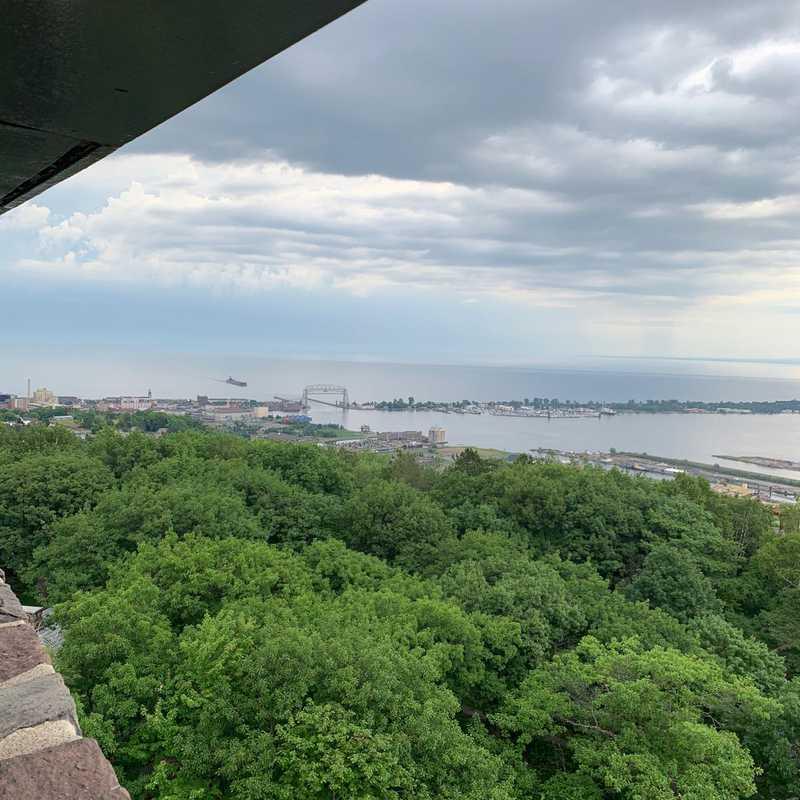 Enger Scenic Overlook