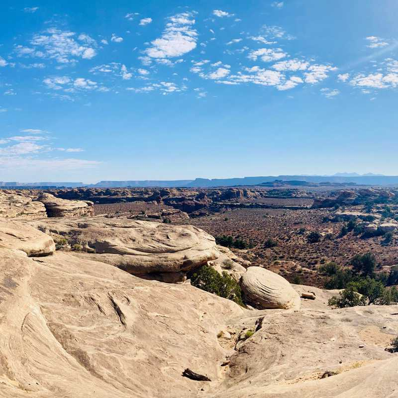 Big Spring Canyon Overlook
