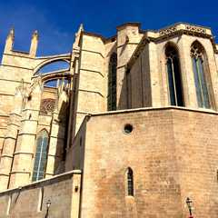 The Cathedral of Santa Maria of Palma (La Seu) / Catedral-Basílica de Santa María de Mallorca