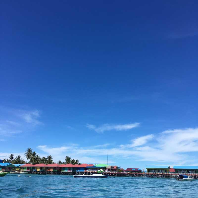 Dermaga Umum Pulau Derawan
