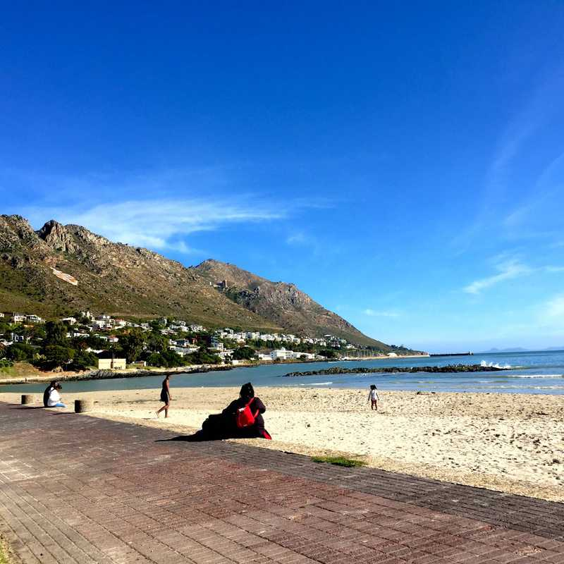 Gordon's Bay Main Beach