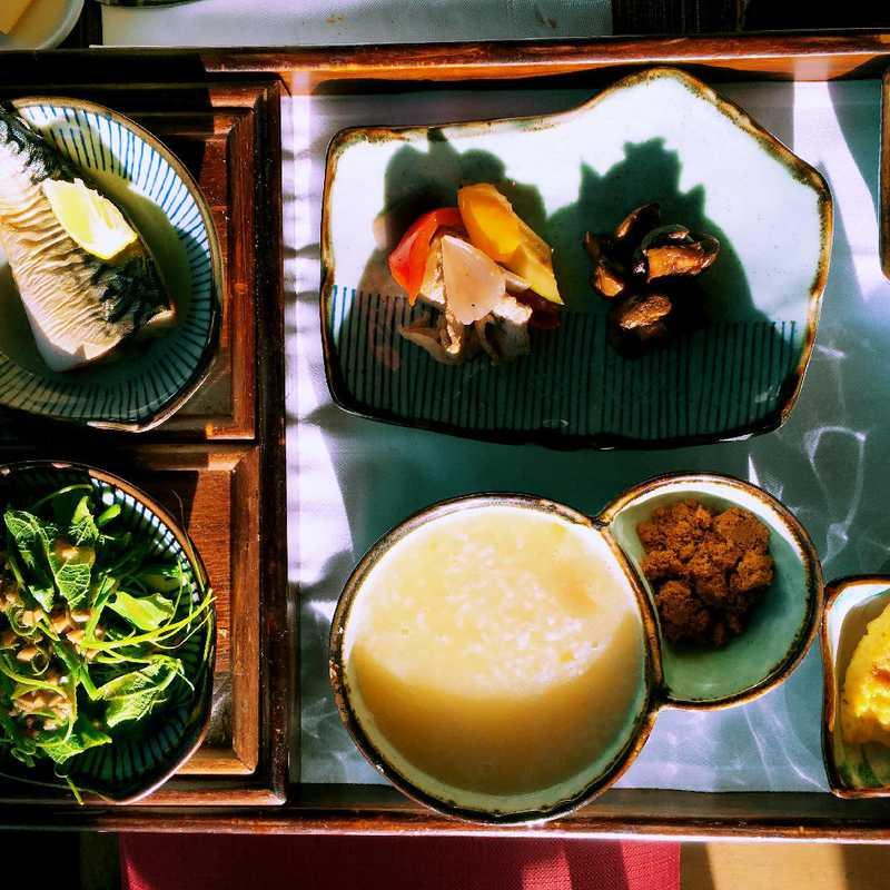 Breakfast at Soyan Restaurant @ Volando