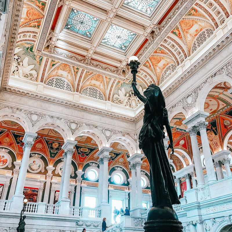 Washington, D.C. - Hoptale's Destination Guide