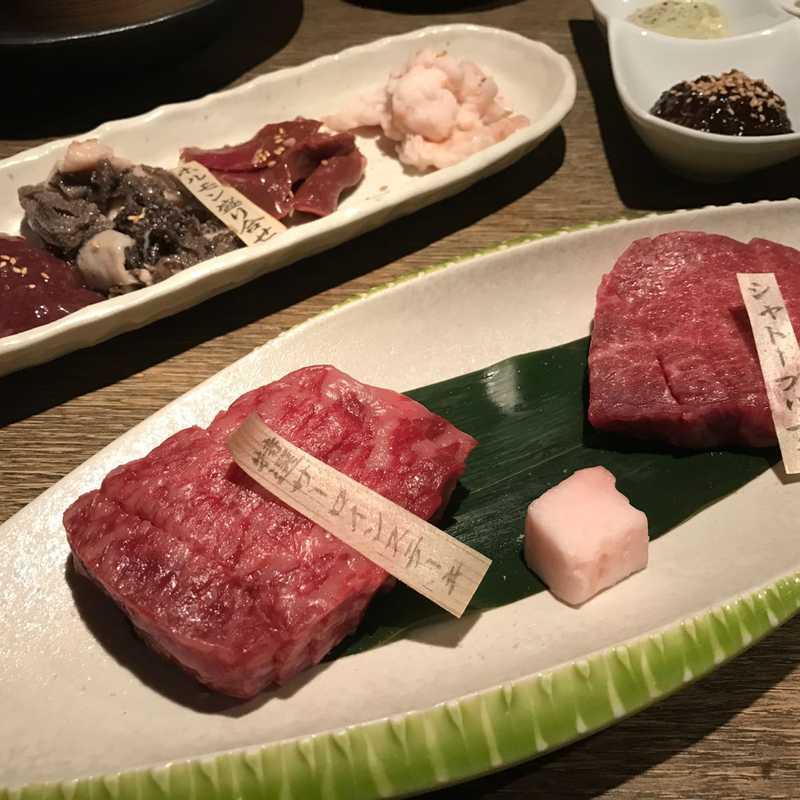 Dinner at What's Matsusaka Beef