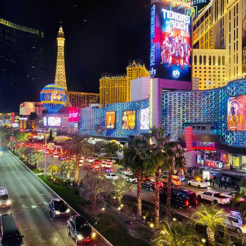 Trip Blog Post by @romancillo: Las Vegas & Phelan 2019 | 4 days in Dec (itinerary, map & gallery)