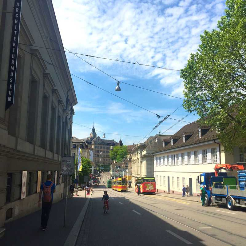 Swiss Architecture Museum