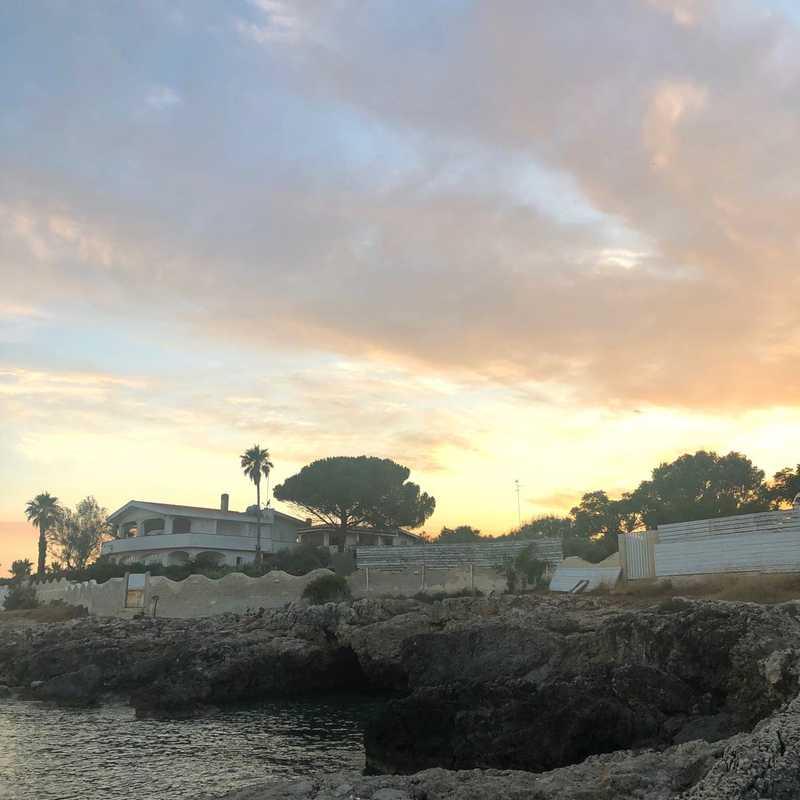 Fontane Bianche Beach
