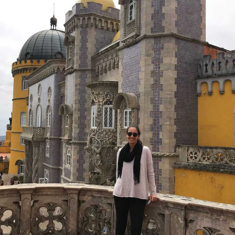 Park and National Palace of Pena