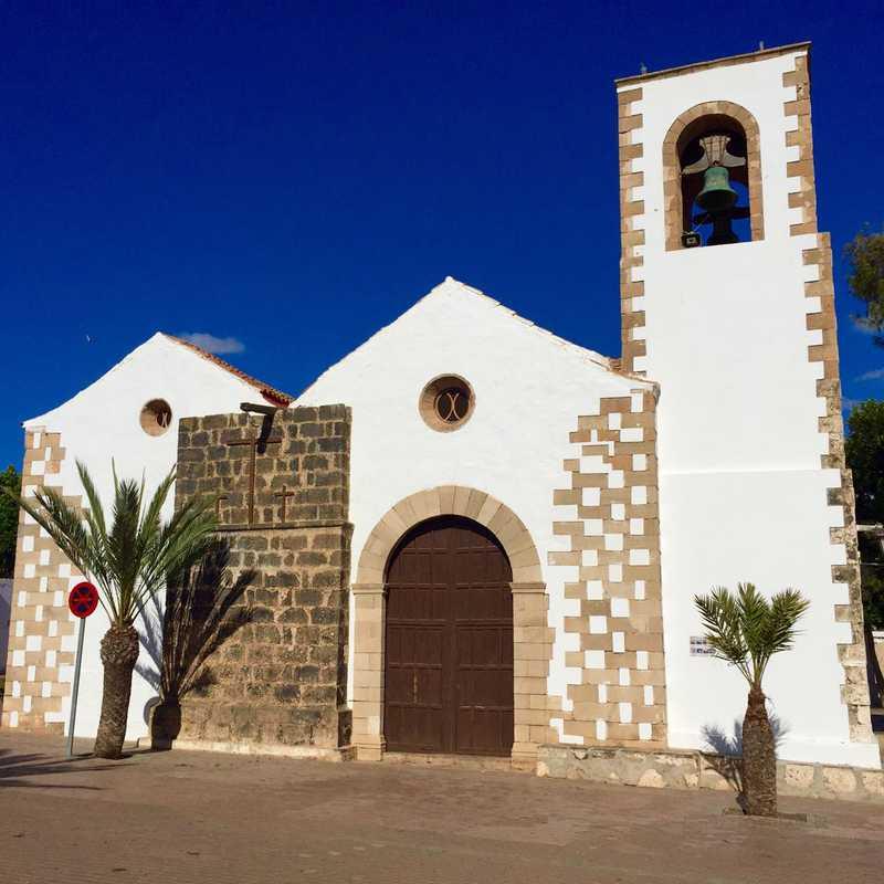 Iglesia de San Miguel Arcángel (Tuineje)
