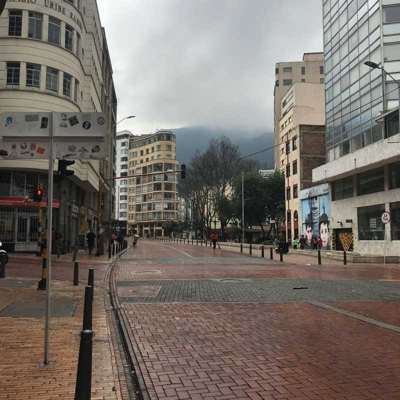 Beyond Colombia - Free Walking Tours Bogota