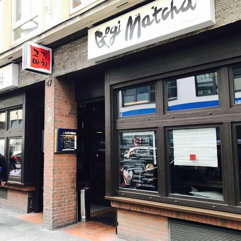 Gogi Matcha Korean Restaurant