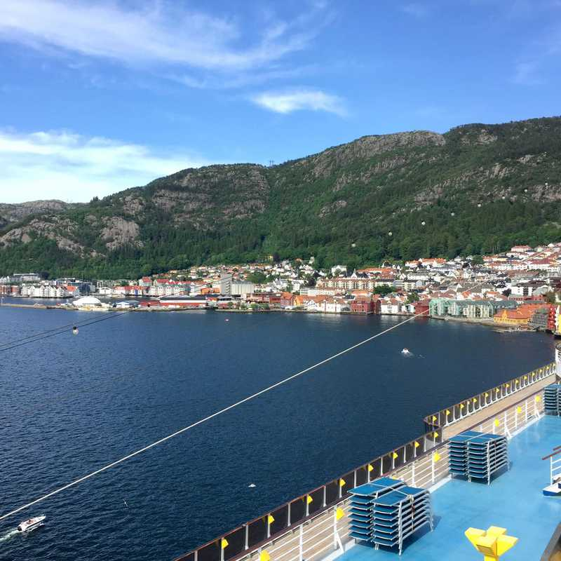Cruise Pirs Bergen