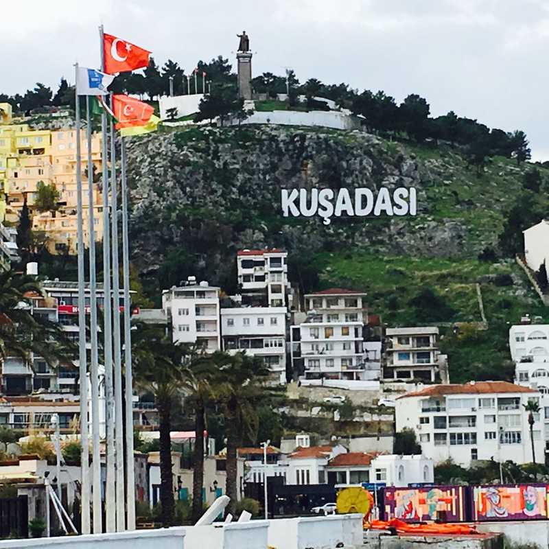 Port Kusadas Turkey