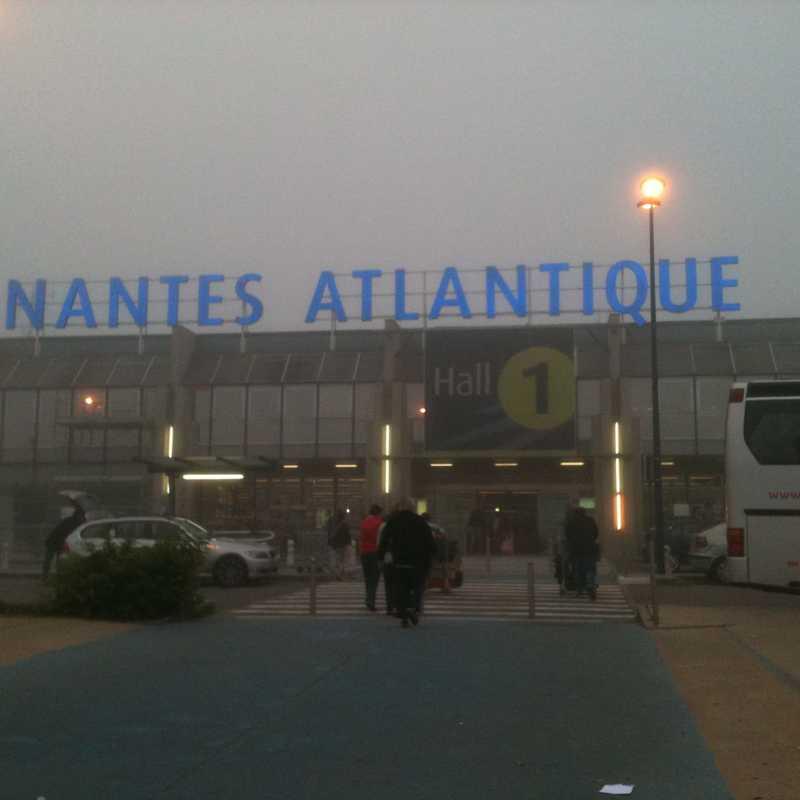 Nantes Atlantique Airport (NTE)