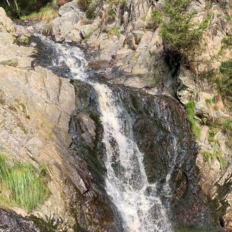 Cascade du Bayehon