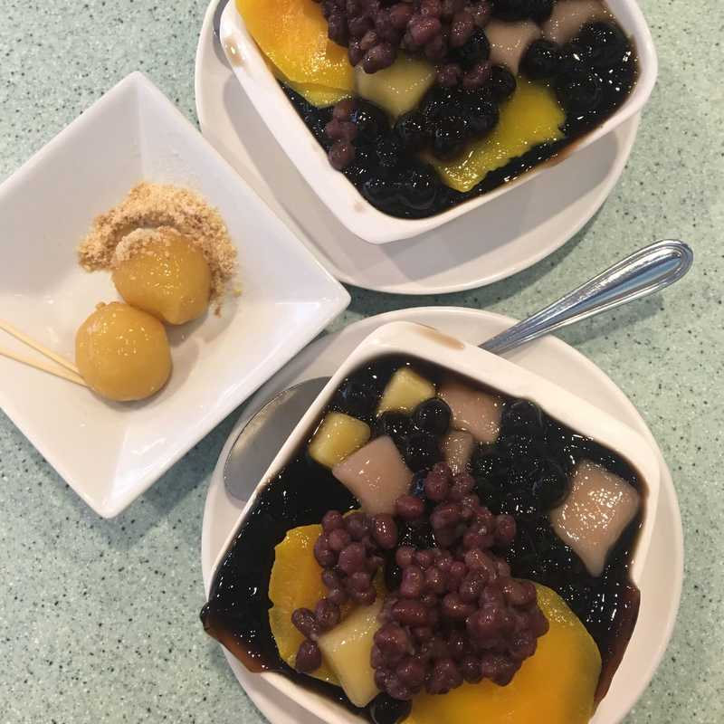 Chung Kee Dessert (Causeway Bay Store)