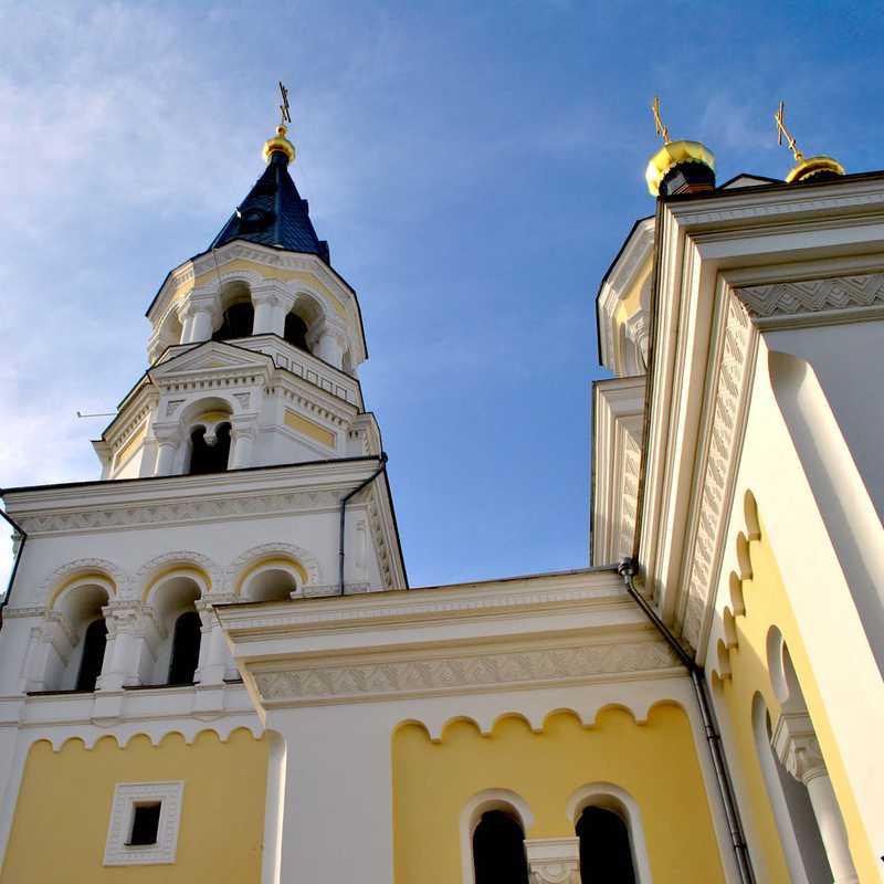 Transfiguration Cathedral, Zhytomyr