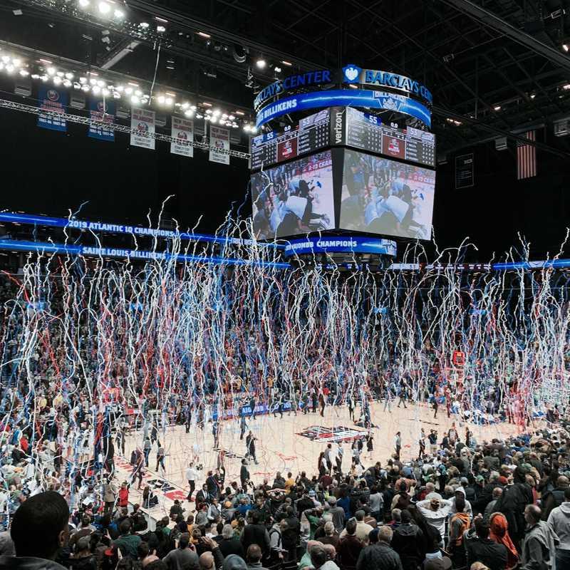 Basketball Game @ Barclays Center