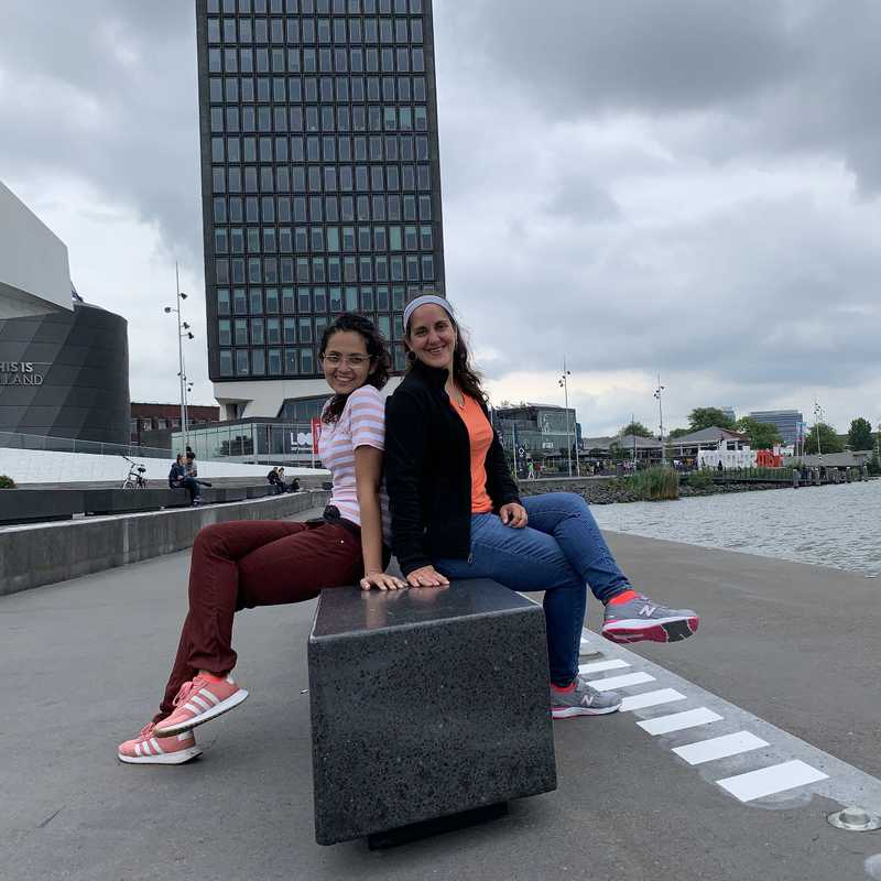 Trip Blog Post by @NenaRbw: Amsterdam 🇳🇱 2019 🚀 | 2 days in Jun (itinerary, map & gallery)