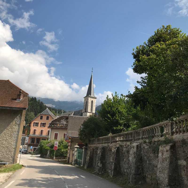 Saint-Pierre-d'Entremont (Isère)
