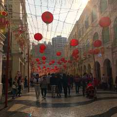 Macao | Seleted Trip Photo