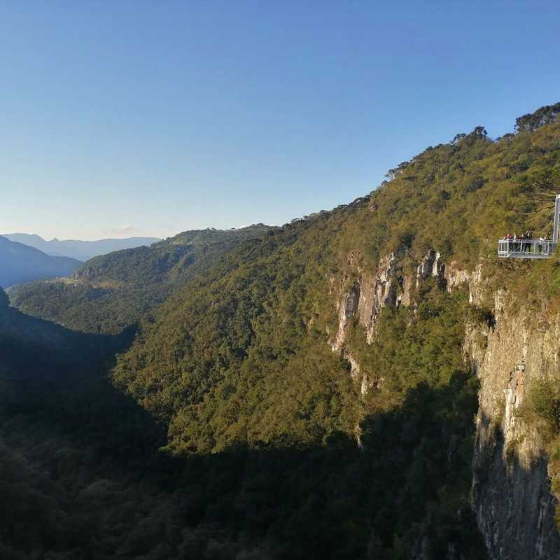 Parque Cascata do Avencal