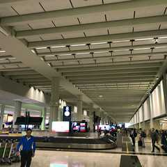 Hong Kong International Airport (HKG) / 香港國際機場