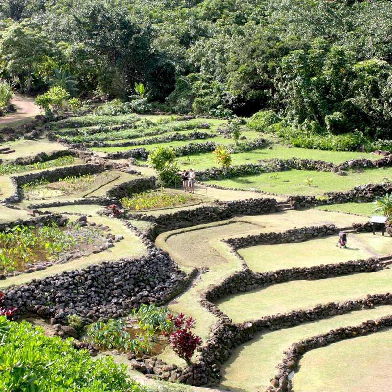 Princeville Botanical Gardens