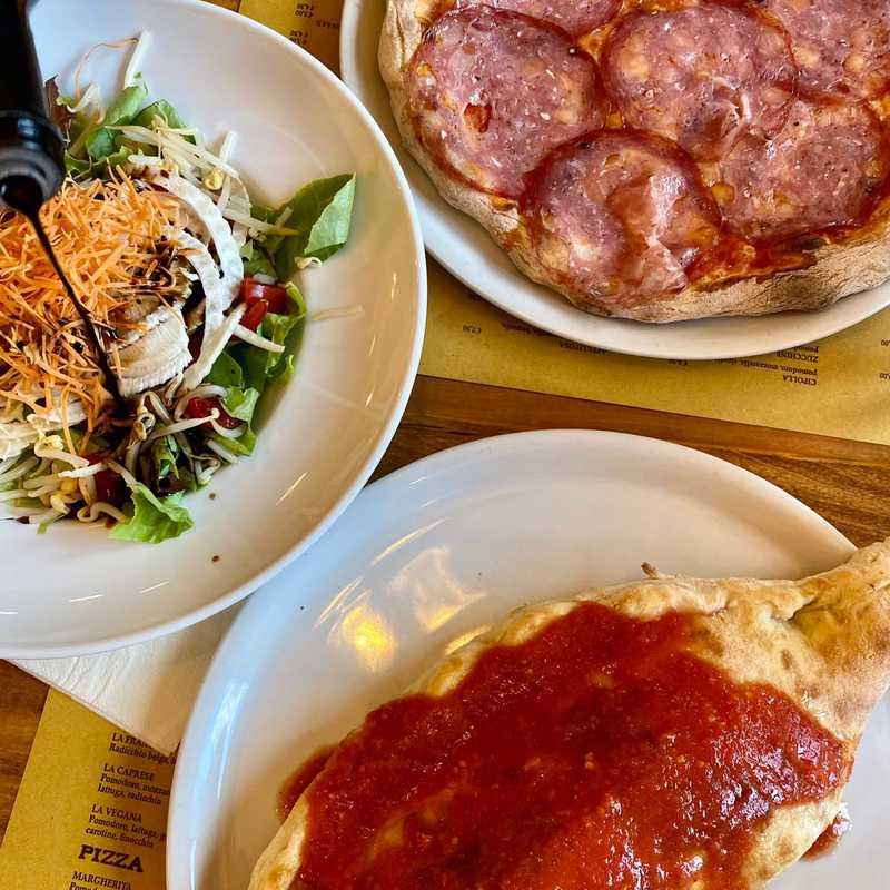 Pizzeria #TROVAPOSO
