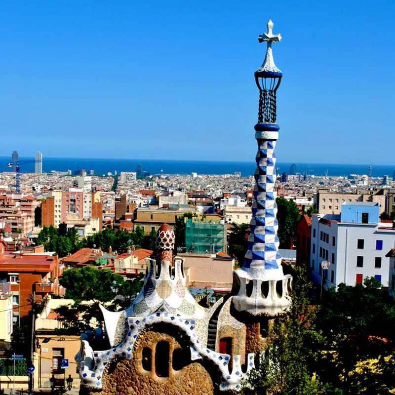 Trip Blog Post by @mkyiv: Barcelona 🇪🇸 2011 | 3 days in May (itinerary, map & gallery)