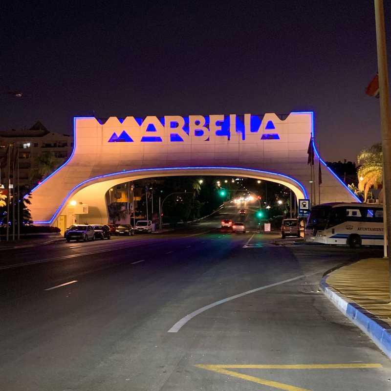 The Marbella Arch
