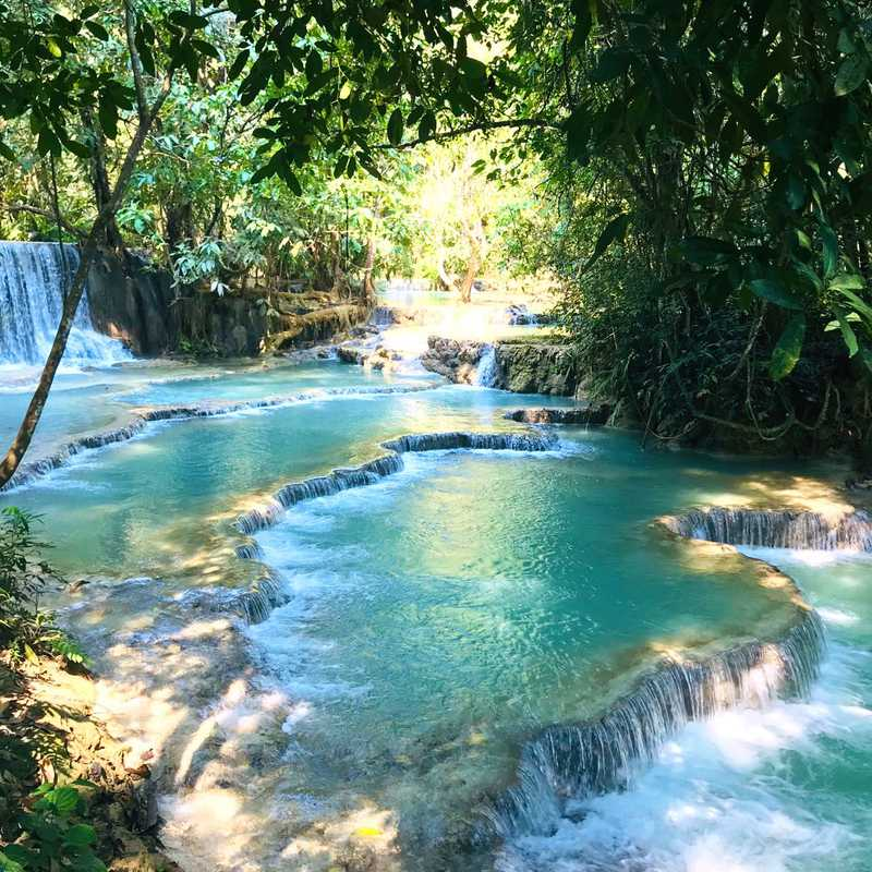 Laos 2019 | 6 days trip itinerary, map & gallery